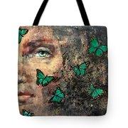 Metamorphosis 3 Tote Bag