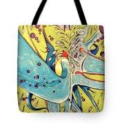 Metempshycosis Tote Bag