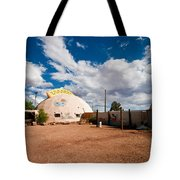 Meteor City Trading Post Tote Bag