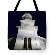 Methodist Steeple Tote Bag