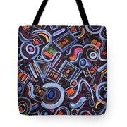 Metrimorphic Lll Tote Bag