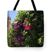 Metropolis Of Larnaca  Tote Bag