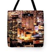 Metropolis Vancouver Mdccxv  Tote Bag