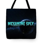 Mexanine Supply Tote Bag