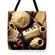 Mexican Baskets Tote Bag