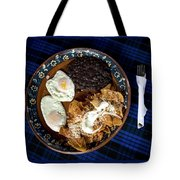 Mexican Breakfast Tote Bag
