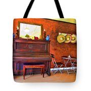 Mexican Cafe Tote Bag