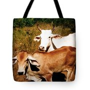Mexican Cattle Tote Bag