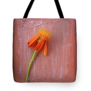 Mexican Flame Tote Bag