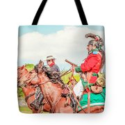 Mexican Horse Soldiers Tote Bag