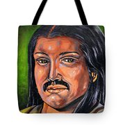 Mexican Man Tote Bag
