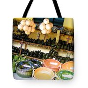 Mexican Pottery Tote Bag