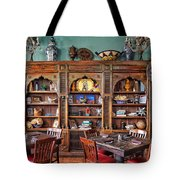 Mexican Restaurant Decor Tote Bag