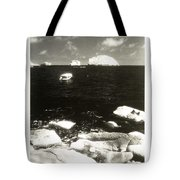 Mexican Seascape Tote Bag