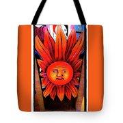 Mexican Sun Tote Bag