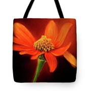 Mexican Sunflower Tote Bag