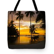 Mexican Sunset Tote Bag