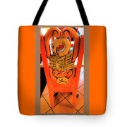 Mexican Swan Tote Bag