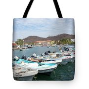 Mexican Transportation Tote Bag