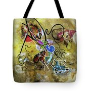 Mexicans Vs Jews Tote Bag