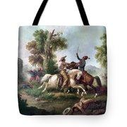 Mexico: Hapsburg Reign Tote Bag