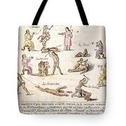 Mexico: Indian Punishments Tote Bag