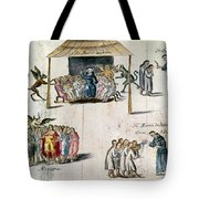 Mexico: Missionaries Tote Bag