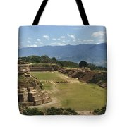 Mexico: Monte Alban Tote Bag