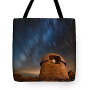 Meyer Womble Star Trails Tote Bag