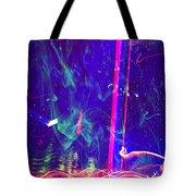 Mezzanotte Tote Bag by Michelle Dallocchio