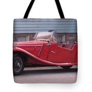 MG Tote Bag