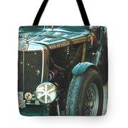 Mg-tc Racer Tote Bag