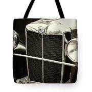 Mg Tc Sports Grill - Vintage Tote Bag