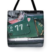 Mg-tc Supercharged Side View Tote Bag