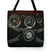 Mga Dash Tote Bag