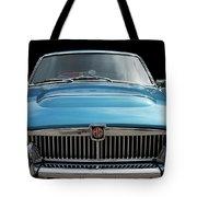 Mgc Classic Car Tote Bag