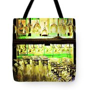 Mgm Bar Tote Bag by Scott Cordell