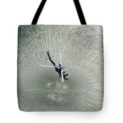 Mh-60r Sea Hawk Helicopter Tote Bag