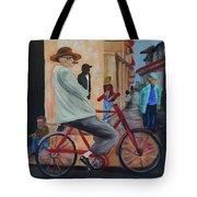 Mi Bicicleta Tote Bag