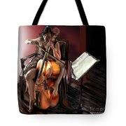 Mi Chica - Solace In The Unseen Tote Bag