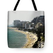 Miami Beach Fla Tote Bag