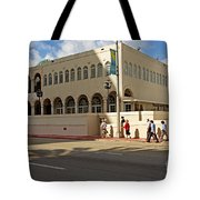 Miami Beach Synagogue Saturday Morning Tote Bag