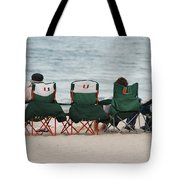 Miami Hurricane Fans Tote Bag