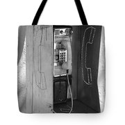 Miami Pay Phone Tote Bag