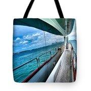 Miami Reflection Tote Bag