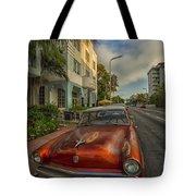 Miami Ride Tote Bag