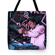 Miami Vice Tote Bag