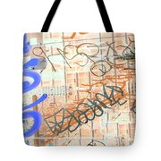 Mic Mouth Inverted Tote Bag