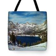 Mica Lake Tote Bag