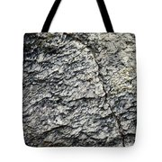 Mica Stone Detail With Crack Tote Bag